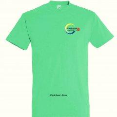 TV - Shirts Farbvarianten